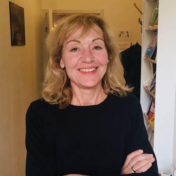 Sophie Voss- van Blaaderen
